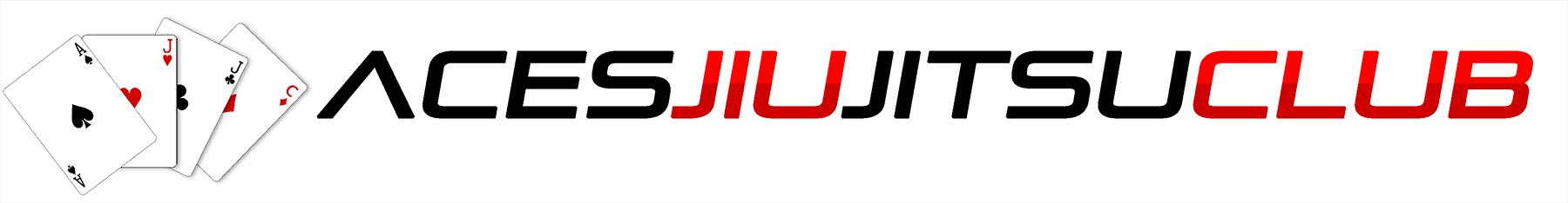 Aces Jiu Jitsu Club logo banner